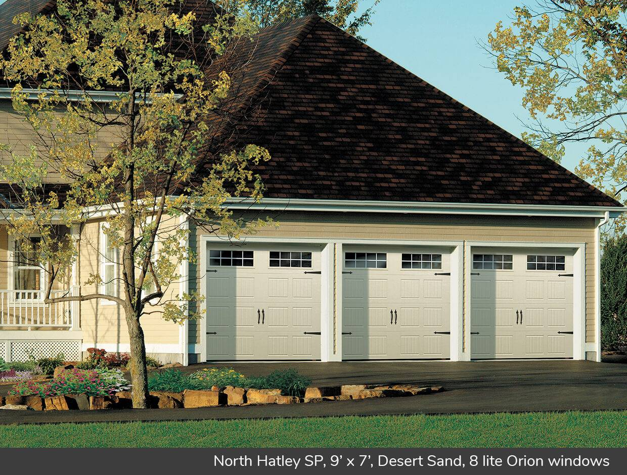 North Hatley SP, 9' x 7', Desert Sand, Orion 8 lite windows